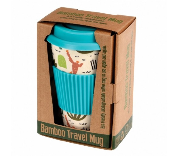 BAMBOO TRAVEL MUG- Dessert in