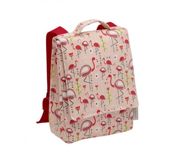 backpack Flamingo