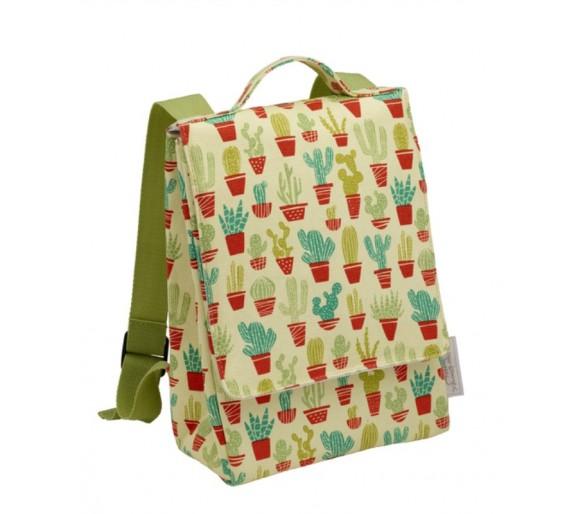backpack Happy Cactus