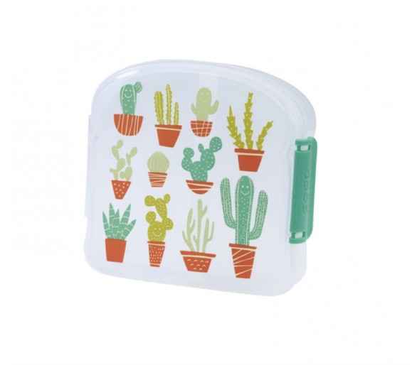 Good Lunch® sandwich box Happy Cactus