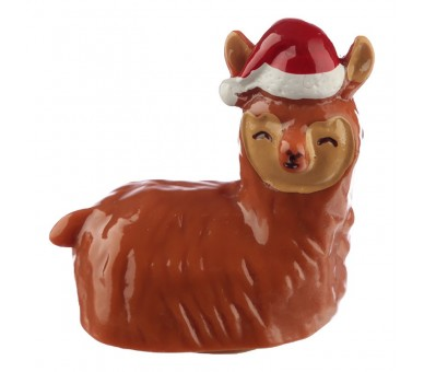 Feestelijke Kerstmis Dieren Lippenbalsem