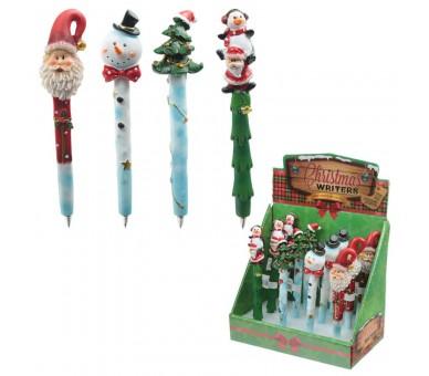 Feestelijke Kerstmis Pennen