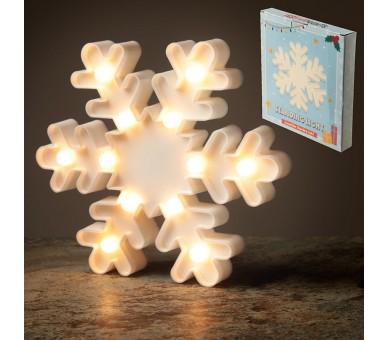 Kerstmis Sneeuwvlok LED licht decoratie