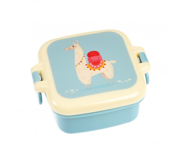 DOLLY LLAMA SNACK POT
