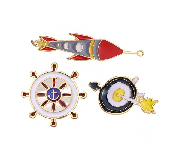 Pins sailorman