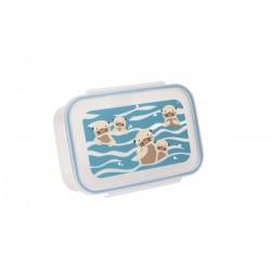 Bento box baby otter