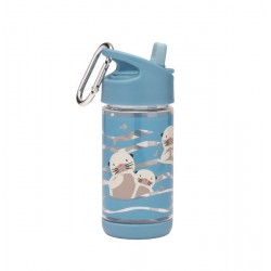 Flip & Sip clear Tritan drinkfles Baby Otter