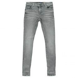 BROEK DEN.GREY USED
