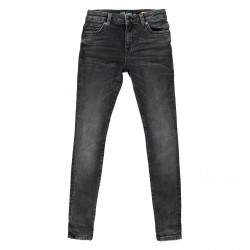 BROEK DEN.BLACK USED