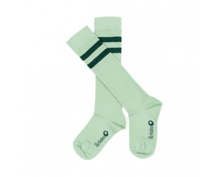 Jordan knee socks  frosty-green