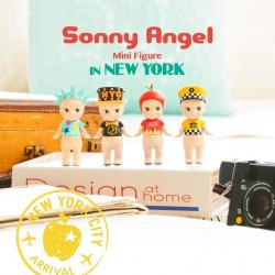 Sonny Angel New York series (limited edition!)