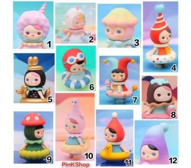 Pop Mart Pucky Pool Babies