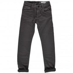 Broek lang jog-denim D GREY