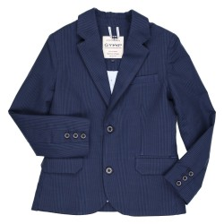BLAZER - ORIGAMI - PARTY BOYS -MARINE/BLAUW