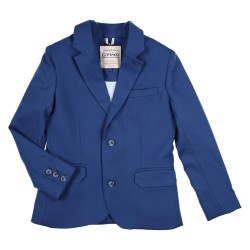 BLAZER - BANCROFT - PARTY BOYS-BLAUW