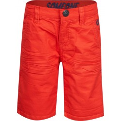 SHORT JEANS RED
