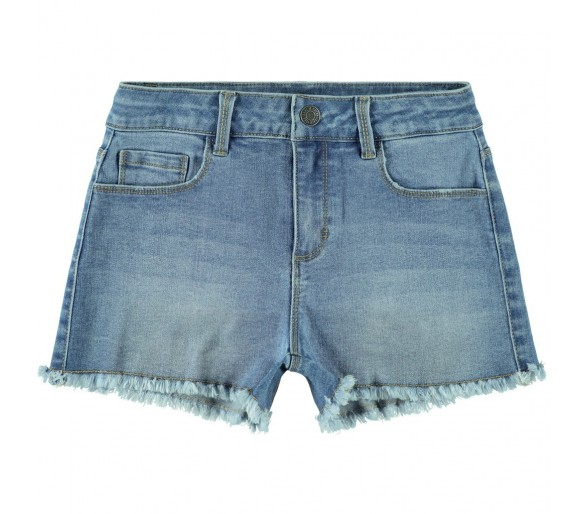 NAME IT : MOM FIT DENIM SHORTJE