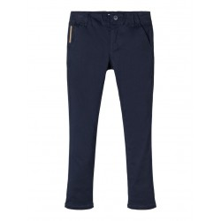 NAME IT : SLIM FIT KATOENEN CHINO