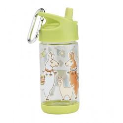 Flip & Sip clear Tritan drinkfles Mama Llama