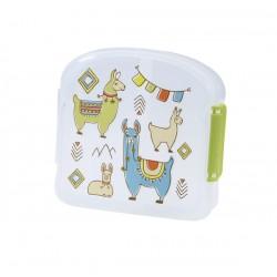 Good Lunch® sandwich box Mama Llama