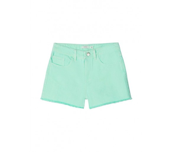 NAME IT : REGULAR MOM FIT SHORTS