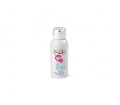 4 ALL SEASONS : Deodorant Mermaid