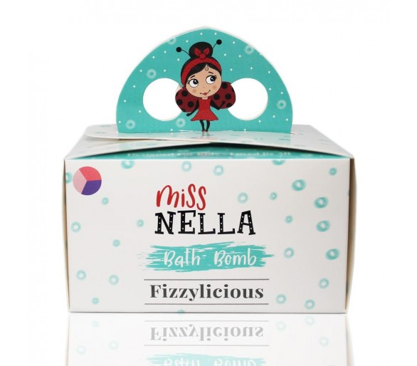 MISS NELLA : Fizzilicious pack of 3