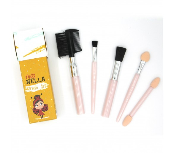 MISS NELLA : Brush Set