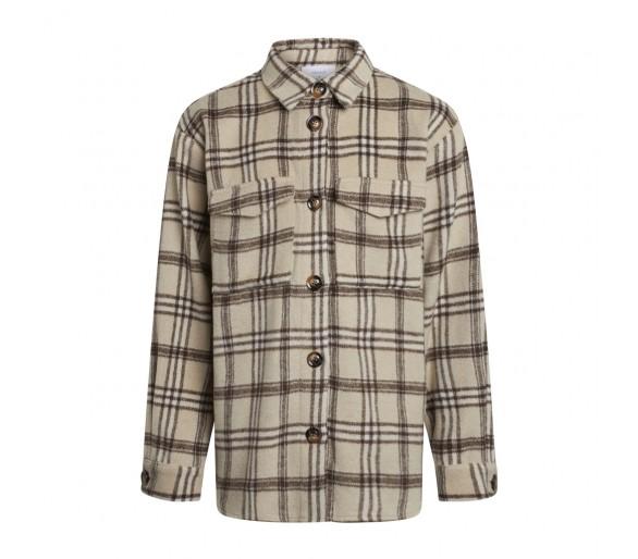 GRUNT : Dikker hemd met ruitjes