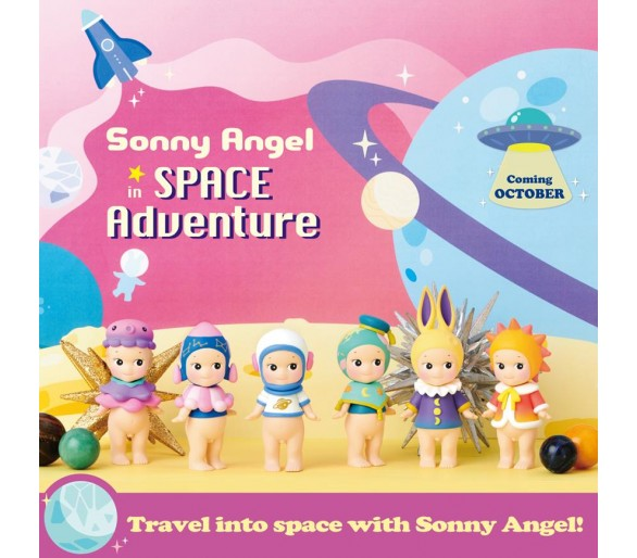 Sonny Angel Space