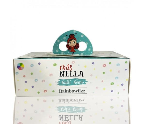 MISS NELLA : Rainbow Fizz pack of 6