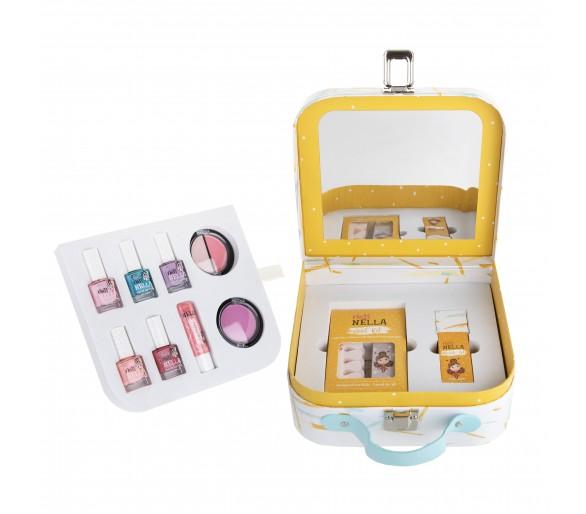 MISS NELLA : Beauty Suitcase