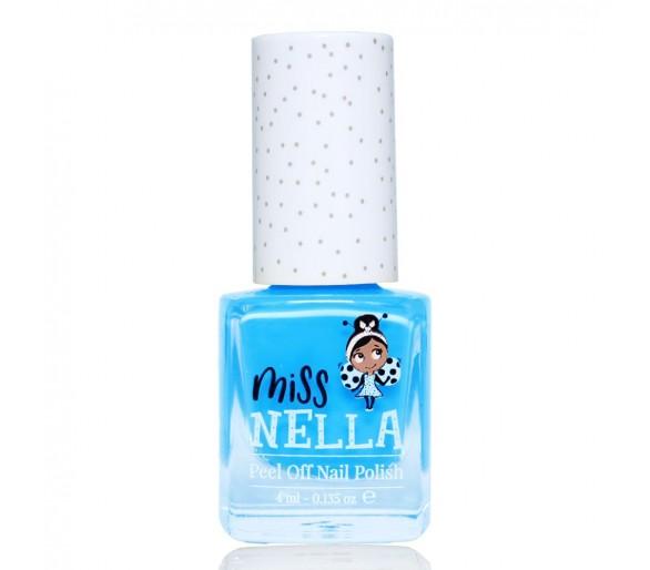 MISS NELLA : Nagellak MN01 Mermaid Blue