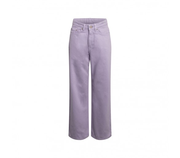GRUNT : Jeans Light Purple