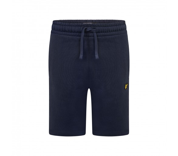 LYLE & SCOTT : CLASSIC SWEAT SHORT NAVY BLAZER
