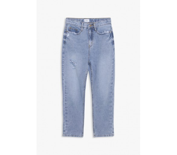 GRUNT : Mom True Indigo Jeans