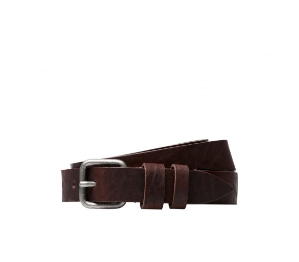 JACK & JONES : Belts Brown Stone