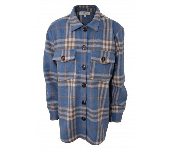 HOUND : Plaid shirt jacket