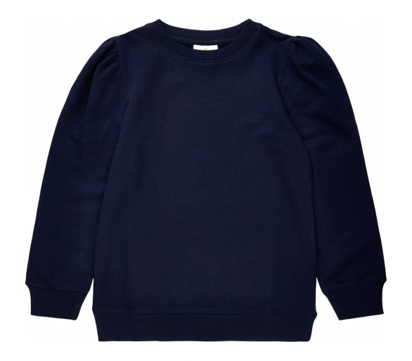 THE NEW : SWEATER MET POEFMOUW