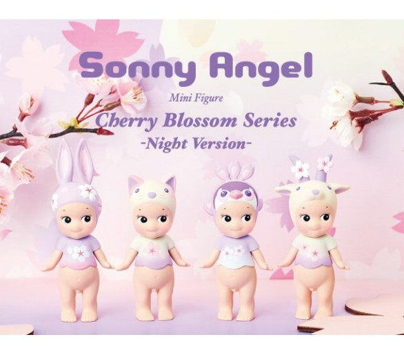 Sonny Angel Cherry Blossoms At Night (special edition)