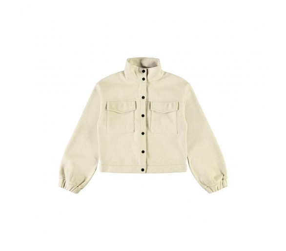 LMTD : Overhemdsjas met drukknopen