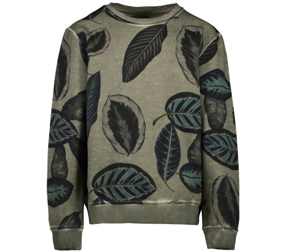 CARS : Sweater AOP Army