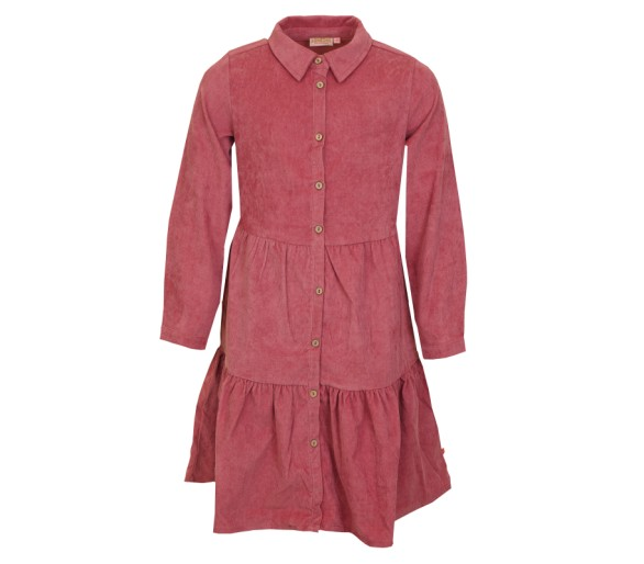 SOMEONE : Dress long sleeves old pink