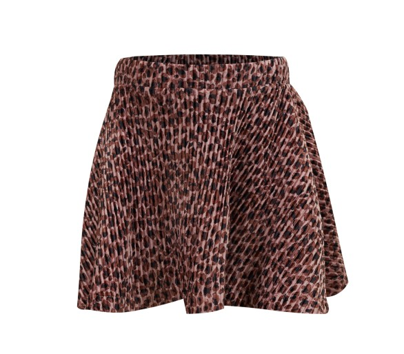SOMEONE : Skirt old pink
