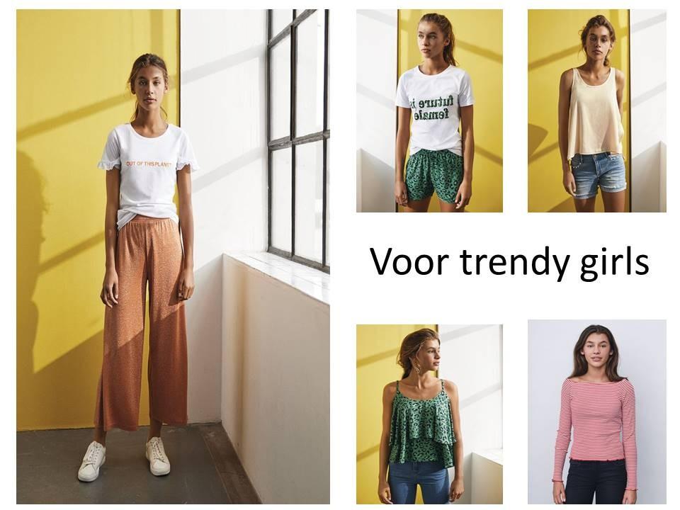 Voor trendy girls